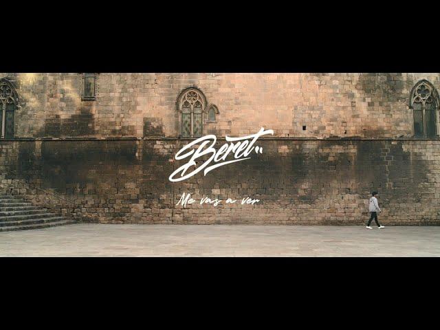 """Vídeo del tema """"Me vas a ser"""", del cantante Beret"""