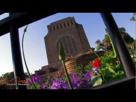 The Voortrekker Monument in Pretoria South Africa – Visit Africa Travel Channel