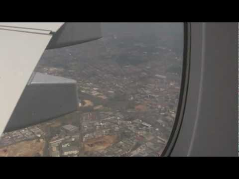 Johannesburg South Africa, beautiful HD video. March 2011