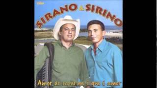 Sirano e Sirino - Amor de rapariga