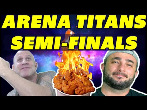 Arena - Clash of the Titans! MUST WATCH! StewGaming ManibalGaming Raid Shadow Legends spicy chicken