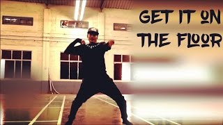 Get It On The Floor | Workshop Footage | Choreography By Ronak Sonvane | Hip Hop Mantra