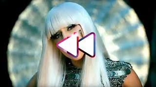 Lady Gaga - Poker Face [Reversed]