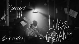 Lukas Graham - 7 years (lyrics)