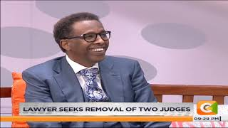JKLIVE | Ahmednassir: I made a choice not to become a judge [Part 1]