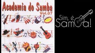 Paixão Clave de Ases - Academia do Samba 7 - Sim, é Samba!
