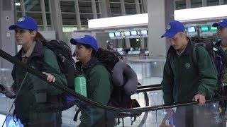 CCC Crews Head to Florida to Assist in Hurricane Michael Recovery