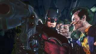 BATMAN MATA A BARBARA GORDON?!? | Arkham Knight (Español) | Parte 13