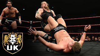 Gallus & Ilja Dragunov battle Imperium: NXT UK highlights, Nov. 28 2019