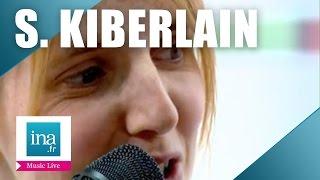 "Sandrine Kiberlain ""La godiche"" (live officiel)   Archive INA"