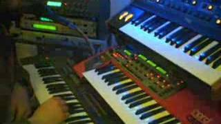 "DAFT PUNK ""Human After All"" with NORD MODULAR G2"