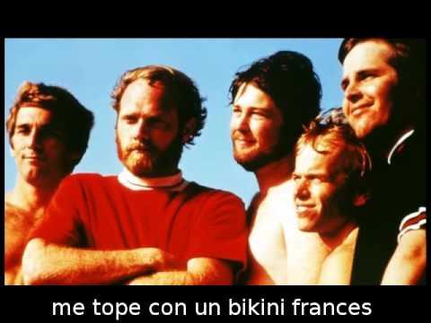 California Girs En Español de Beach Boys Letra y Video