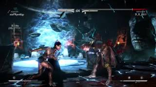 Kitana Doesn't Care About Gapless Strings