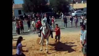 Jaleo Dancing Horses Festival, Menorca.wmv