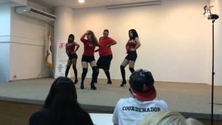 [Kpop Cover Challenge] Apresentação no Aniversário do SarangInGayo 2014 (스텔라 (Stellar) - Marionette)