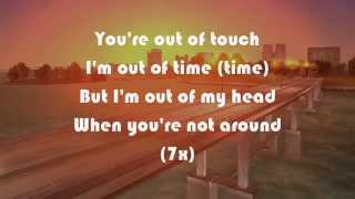 Hall & Oates - Out Of Touch (lyrics)
