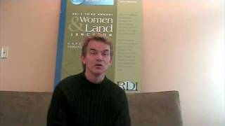 Davos Debates: Poverty and Our Economy (Tim Hanstad, CEO of the Rural Development Institute)