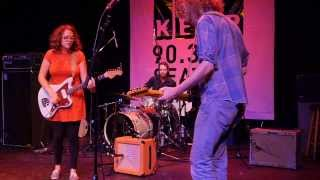 Sallie Ford and the Sound Outside - Addicted (Live on KEXP)