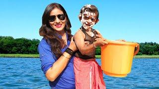 GUNDI KI WASULI CHOTU SE. PART-2   पार्ट -2 गुंडी और छोटू   Khandesh Hindi Comedy   Chotu Comedy