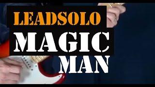 Heart Magic Man Lead Guitar Solo