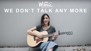 We Don't Talk Anymore - Charlie Puth Ft. Selena Gomez【Cover by zommarie】