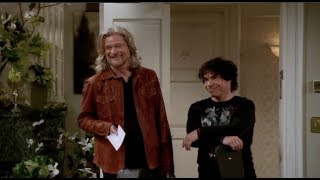 It's Oates & Hall now-from Will & Grace S08E15