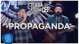 Jorge & Mateus - Propaganda - Com Letra - DVD Terra Sem CEP (Lançamento cover 2018 GT&G)