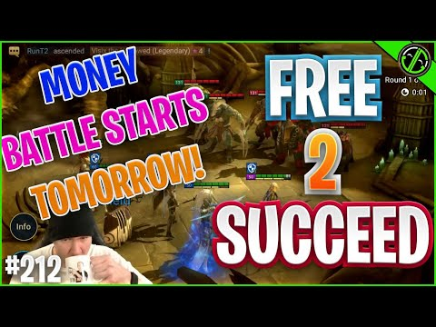 CvC Tomorrow & I Don't Like This Half Cost Silver Thing | Free 2 Succeed - EPISODE 212