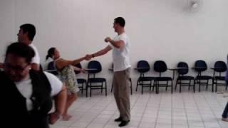 Danças Circulares Carlos Rodrigues - Te Tenesse Wig Walk