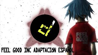 Feel Good inc Adaptacion Español David Alvarado