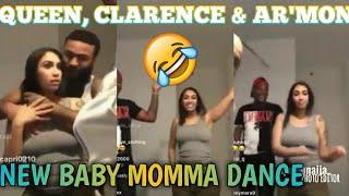 Queen Naija NEW BABY MOMMA DANCE