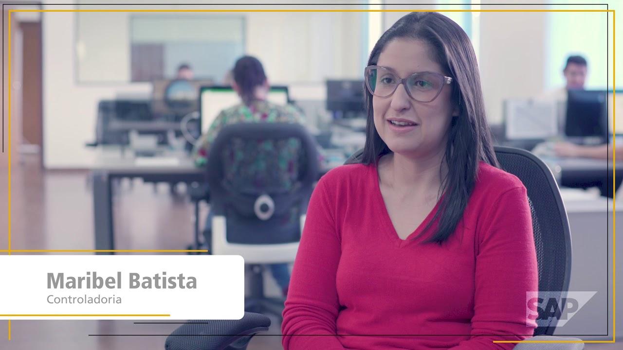 Capa vídeo do Case de Sucesso SAP CVA da BFG Brasil