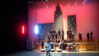 No huyas de Mi - Laura Elton (Cover Kenny y los Electricos) Big Band, Tampico.