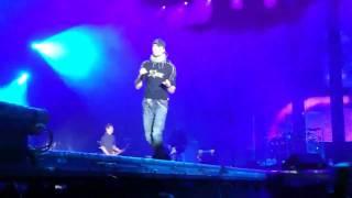 Enrique Iglesias - Heartbeat (bulgaria, Sofia)