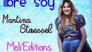 Libre Soy-Martina Stoessel (Karaoke)