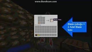 Minecraft kuvvet iksiri yapımı (Özelikleri ve Kuvvetin 2.si)