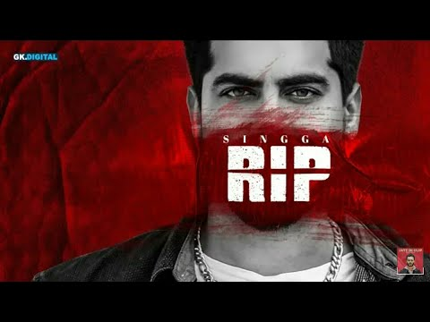 RIP LYRICS - Singga Punjabi Song | Mofusion
