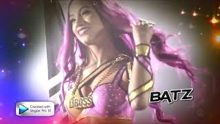 Sasha Banks 5th Custom Titantron Entrance Video