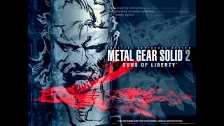 Metal Gear Solid 2 - Strut F Warehouse