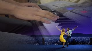 Mia & Sebastian's Theme (Late For The Date) - La La Land - Piano Cover