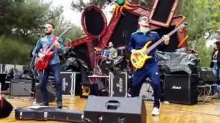 KINKY REGGAE BAND @OpenTripFest2016 #MainStage (part. 1)