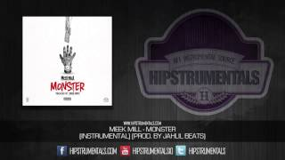 Meek Mill - Monster [Instrumental] (Prod. By Jahlil Beats) + DOWNLOAD LINK