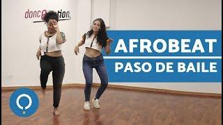 AFROBEAT DANCE - PASOS de BAILE urbano