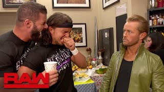 Bobby Roode & Chad Gable put a damper on Drake Maverick's day: Raw, Nov. 19, 2018