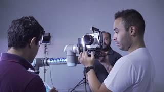 Robô Colaborativo Pollux: versatilidade e precisão em estúdio de filmagem