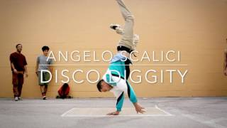 Angelo Scalici-Disco Diggity