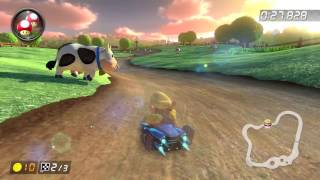 Wii Moo Moo Meadows [200cc] - 0:59.754 - Horse° (Mario Kart 8 Deluxe World Record)