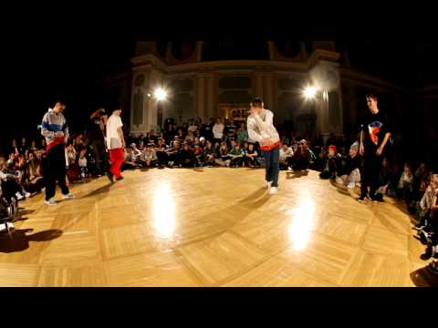 Ruffneck Front VS Funky Masons (Over The Top 5 Double Trouble)