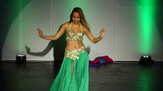 Gala Odaliscas De La Danza 2017 - Karina