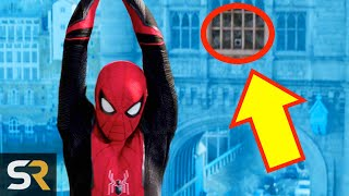 25 Things You Missed In Spider-Man: Far From Home